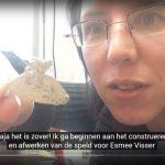 Pin voor Esmee Visser: construeren en afwerken